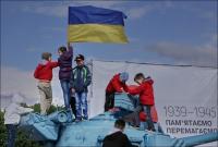 Kijów, 9 maja 2017, Dzień Zwycięstwa