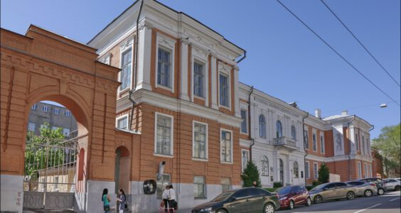 Ukraina, (Kharkiv, Харків, Харьков, Kharkov) Charków, Uniwersytet Charkowski