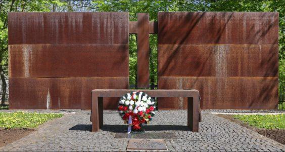 (Харків, Харьков, Kharkiv, Kharkov) Charków, Polski cmentarz wojenny, Cmentarz Ofiar Totalitaryzmu w Charkowie