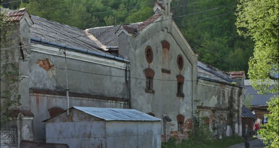 (Ско́ле, Сколе) Skole, miejscowość letniskowa nad Oporem