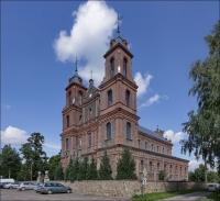 (Turgiele, Turgeliai) Ślady Polski na Litwie, Polska reduta Turgiele