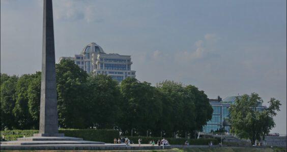 38. (Kiev, Київ, Киев) Kijów, Park Wiecznej Chwały