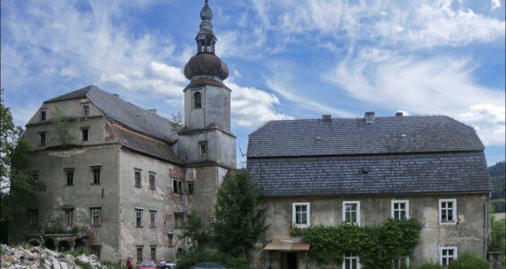 Zamek Sarny, Ścinawka Górna (2014.06.23)