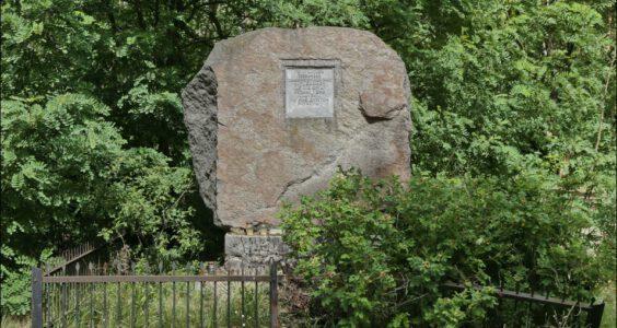 Grabów nad Pilicą, ślady II Wojny Światowej