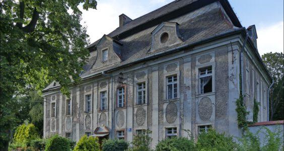 Pałac letni Sarny, Ścinawka Górna