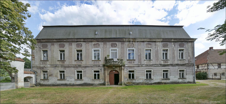 Krosnowice, Pałac w Krosnowicach