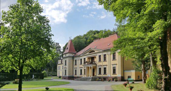Ołdrzychowice Kłodzkie, Pałac Oppersdorfów