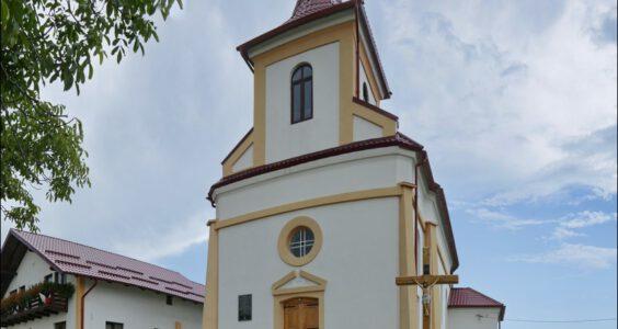 (Plesza, Pleșa) Ślady Polaków w Rumunii, druga osada założona przez polskich górali na południowej Bukowinie.