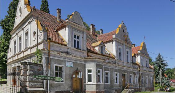 Bożków, okolica pałacu