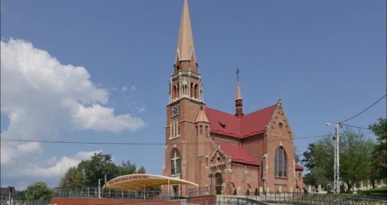 (Cacica, Kaczyka) Bazylika Wniebowzięcia Najświętszej Marii Panny i Dom Polski w Cacica – ślady Polaków w Rumunii