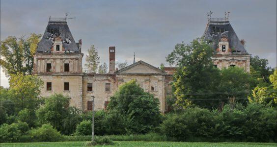 Pałac w Stolcu