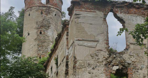 Rudnica, pałac i folwark