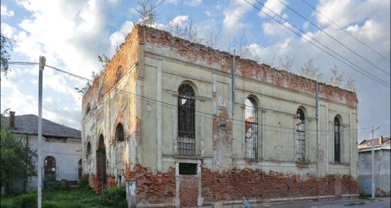 Ukraina, (Stryi, Стрий, Стрый) Stryj, Wielka Synagoga