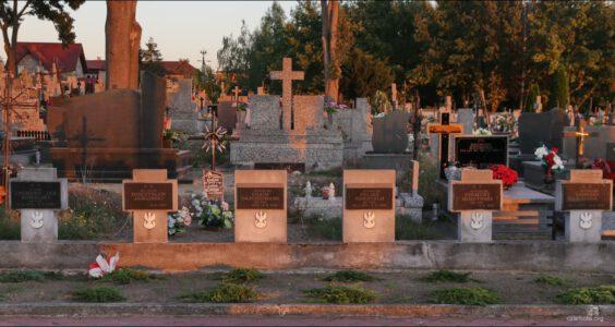 II wojna światowa. Kwatery wojenne z 1939 r. w Dmosinie. Żydzi walczyli w polskim wojsku we wrześniu 1939 r