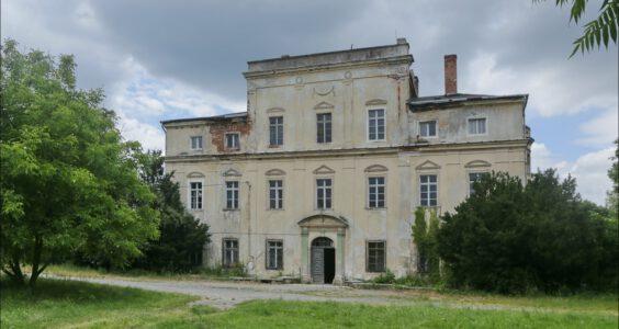 Pałac i folwark Żelowice