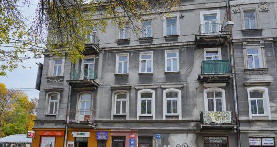 Lublin, ul. Lubartowska 49, dom rodziny Warhaftig