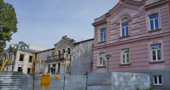 Dawny szpital żydowski przy ulicy Lubartowskiej 81 w Lublinie