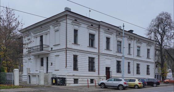 Łódź ul. Jana Kilińskiego 177, Willa Stefana Barcińskiego