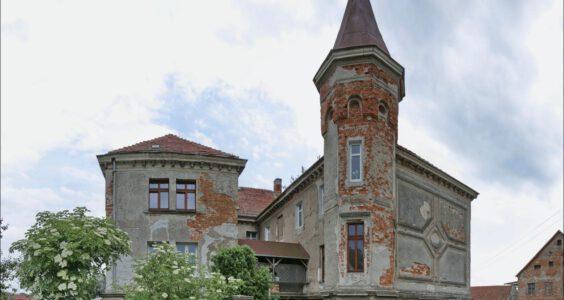 Pałac Lipce
