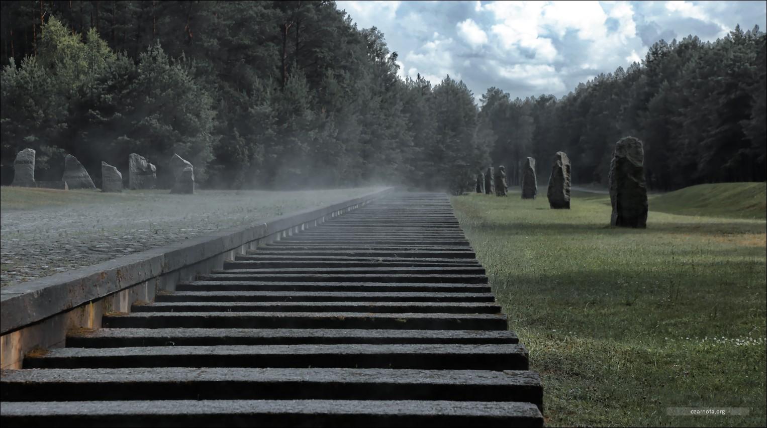 Polska, Obóz zagłady Treblinka II, Piekło na Ziemi