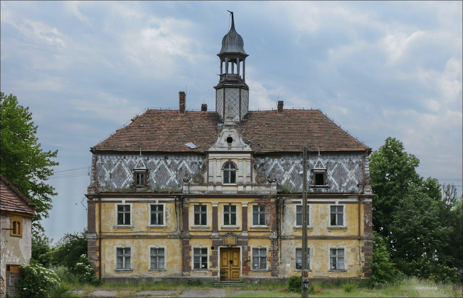 Pałac Tyńczyk Legnicki