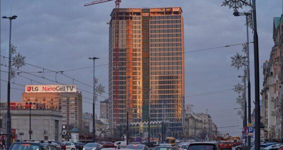Warszawa, Widok Towers