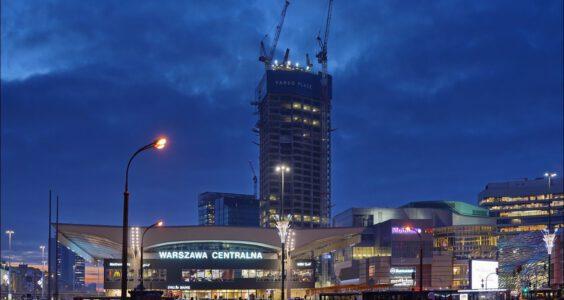 Warszawa, Varso Place