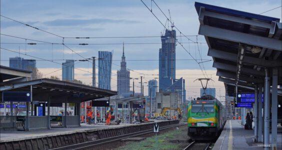 dworzec kolejowy Warszawa Zachodnia, przebudowa